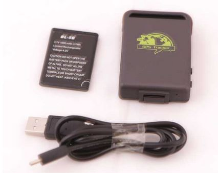 Mini Real Time Gps Car Vehicle Tracker on gps tracker for car how it works